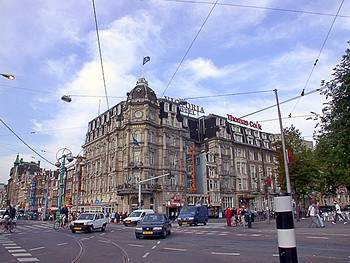 Park Hotel Amsterdam Distance From Airport